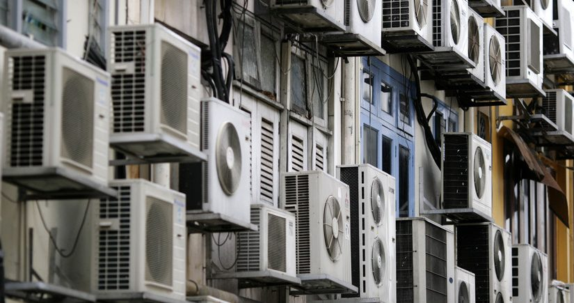 Efficiency goals for future Air conditioning